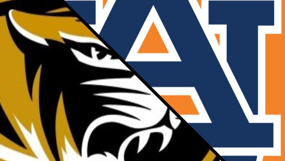 Auburn vs Missouri