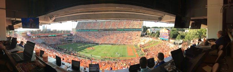 Memorial Stadium-Clemson, SC