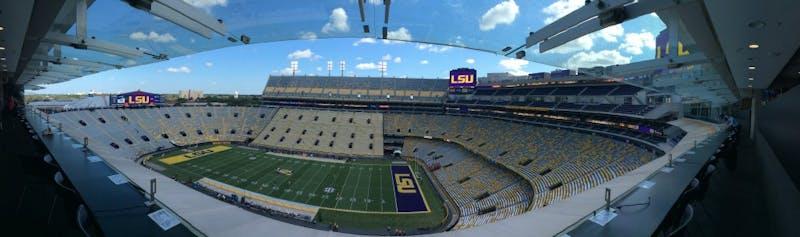 Tiger Stadium-Baton Rouge, LA