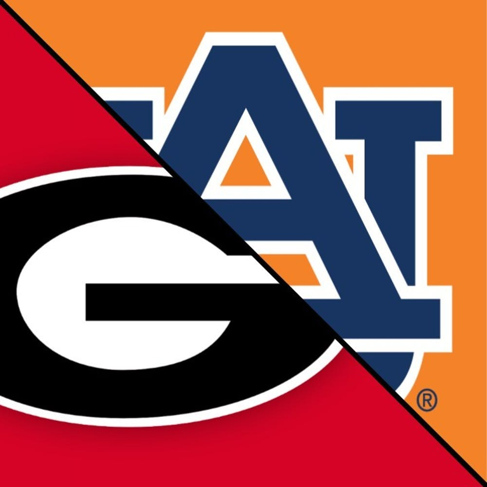 Auburn vs Georgia VOLLEYBALL