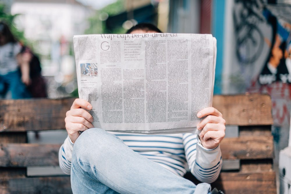 Staying informed: How students can keep up with the news