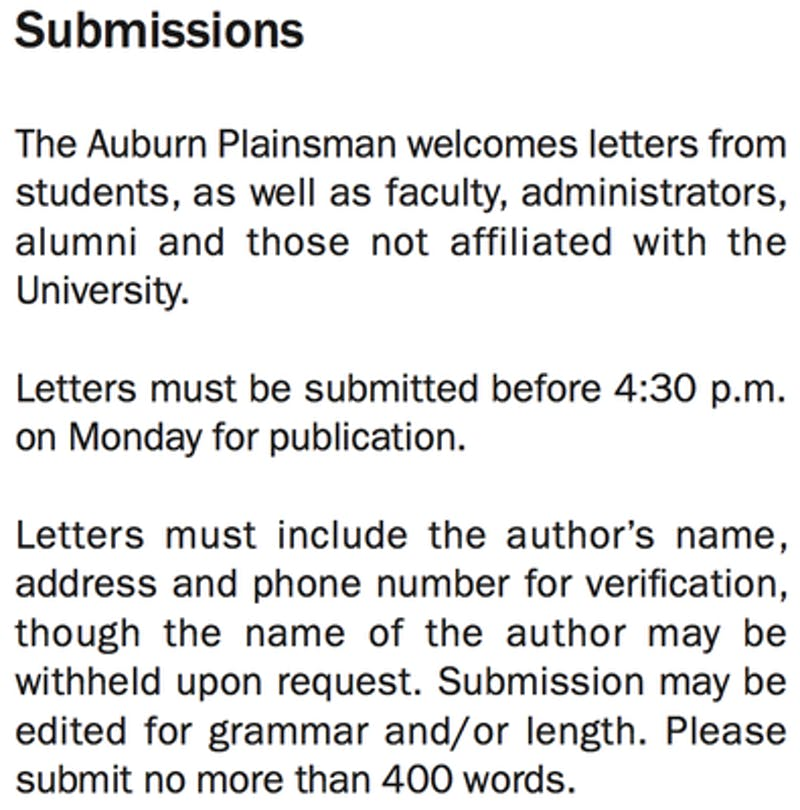 Editorial Submissions (official)