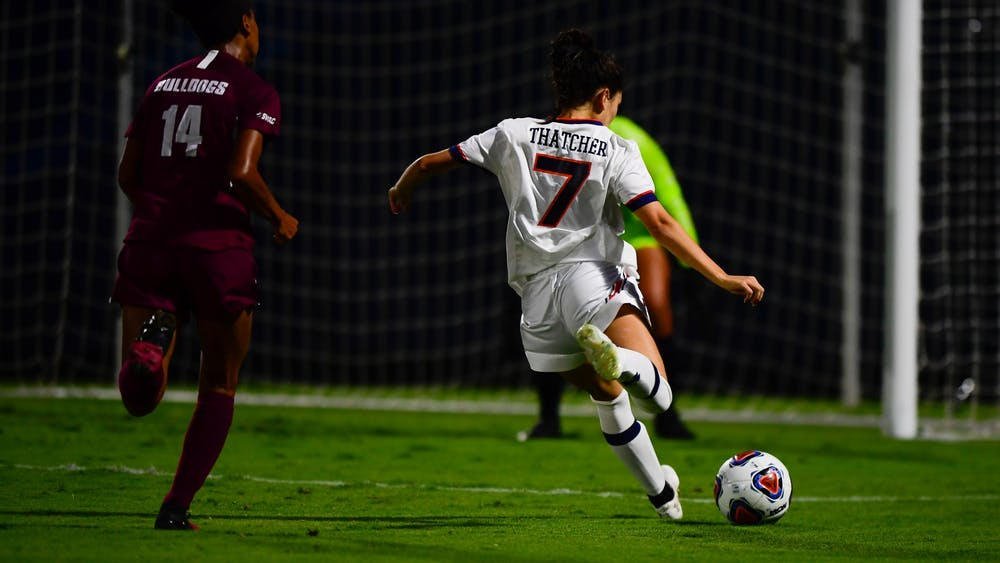 Carly Thatcher earns Top Drawer Soccer honors