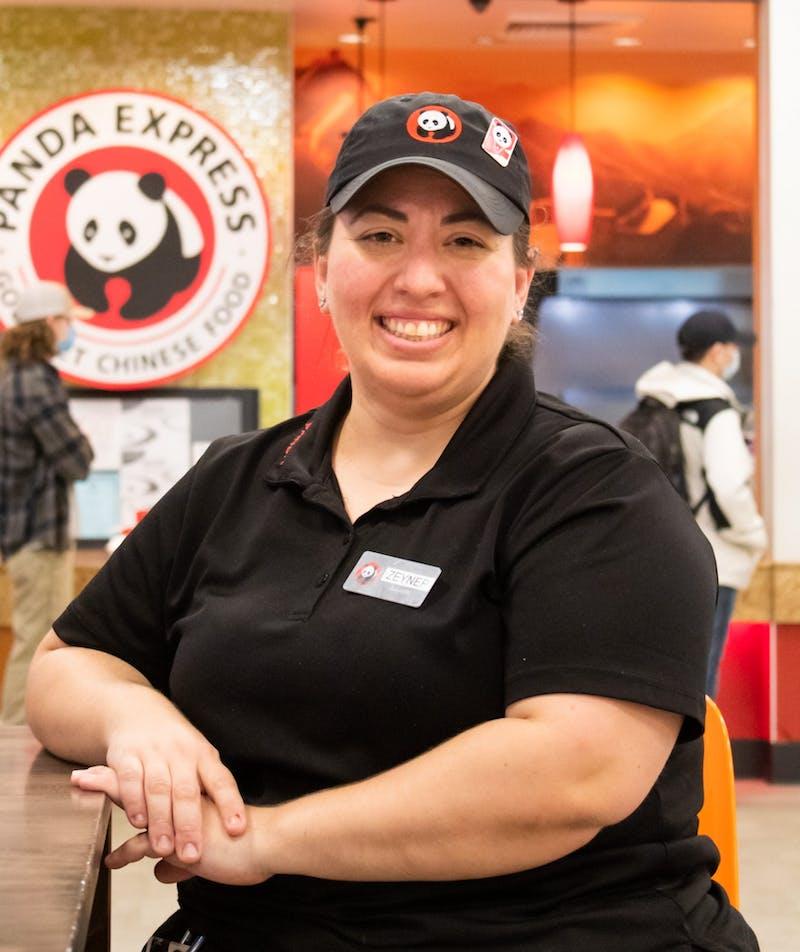 Zeynep Bilgili - Panda Express employee