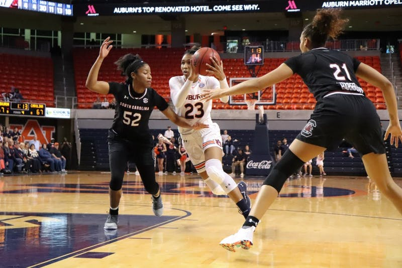 GALLERY: Auburn Women's Basketball vs. South Carolina | 2.28.19