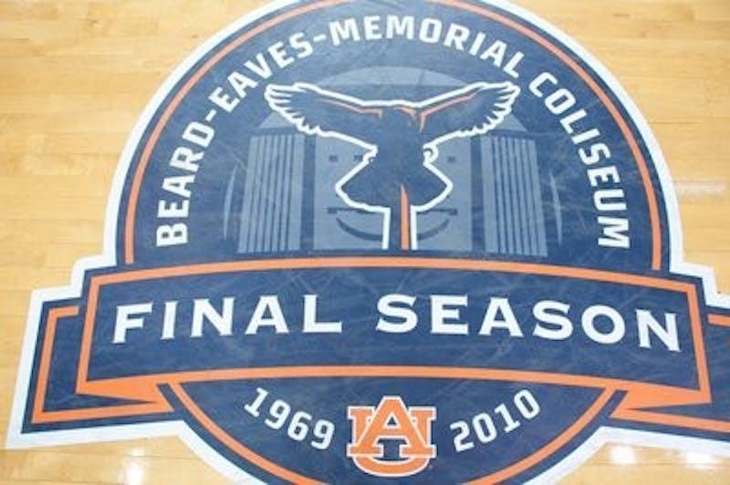 Giving Tribute to Beard-Eaves Memorial Coliseum