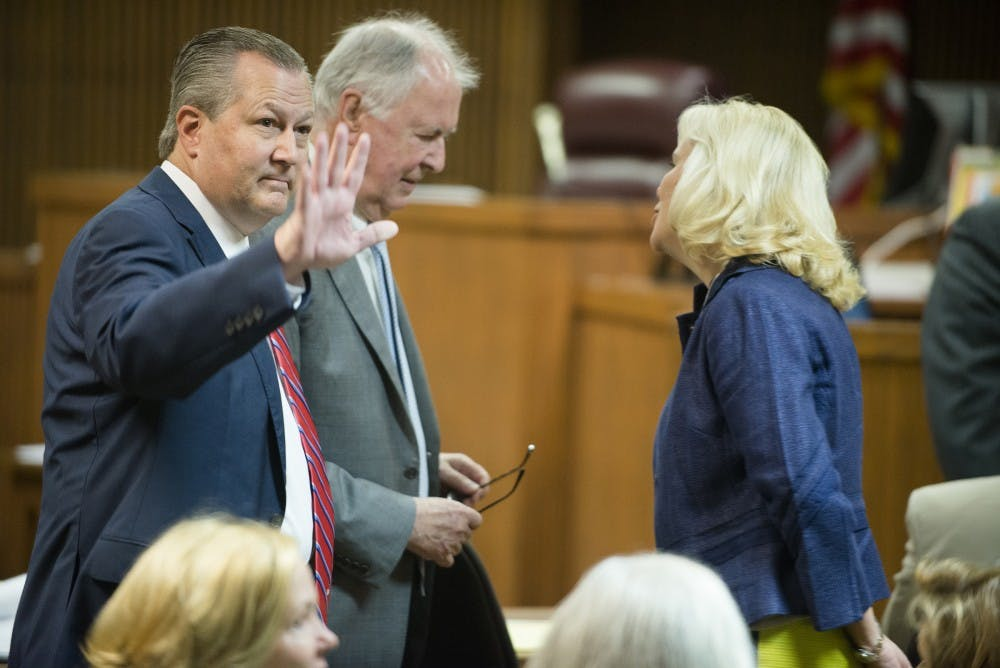 State responds to former House speaker's appeal brief