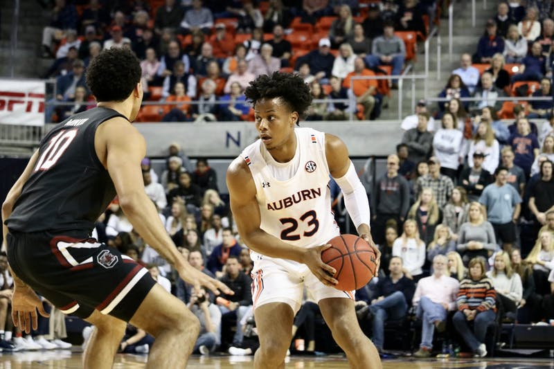 GALLERY: Auburn Men's Basketball vs. South Carolina | 1.22.20