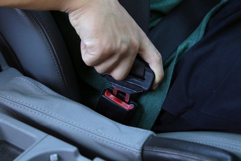 Started on Sept. 1, now everyone in Alabama must wear a seat belt while riding in a car.