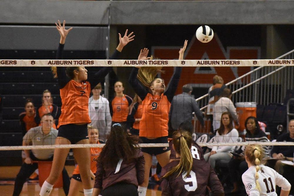 Auburn volleyball tabbed to finish last in SEC Preseason Coaches Poll