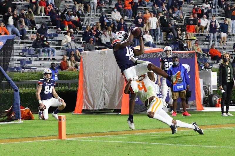 GALLERY: Auburn Football v. Tennessee | 11.21.20