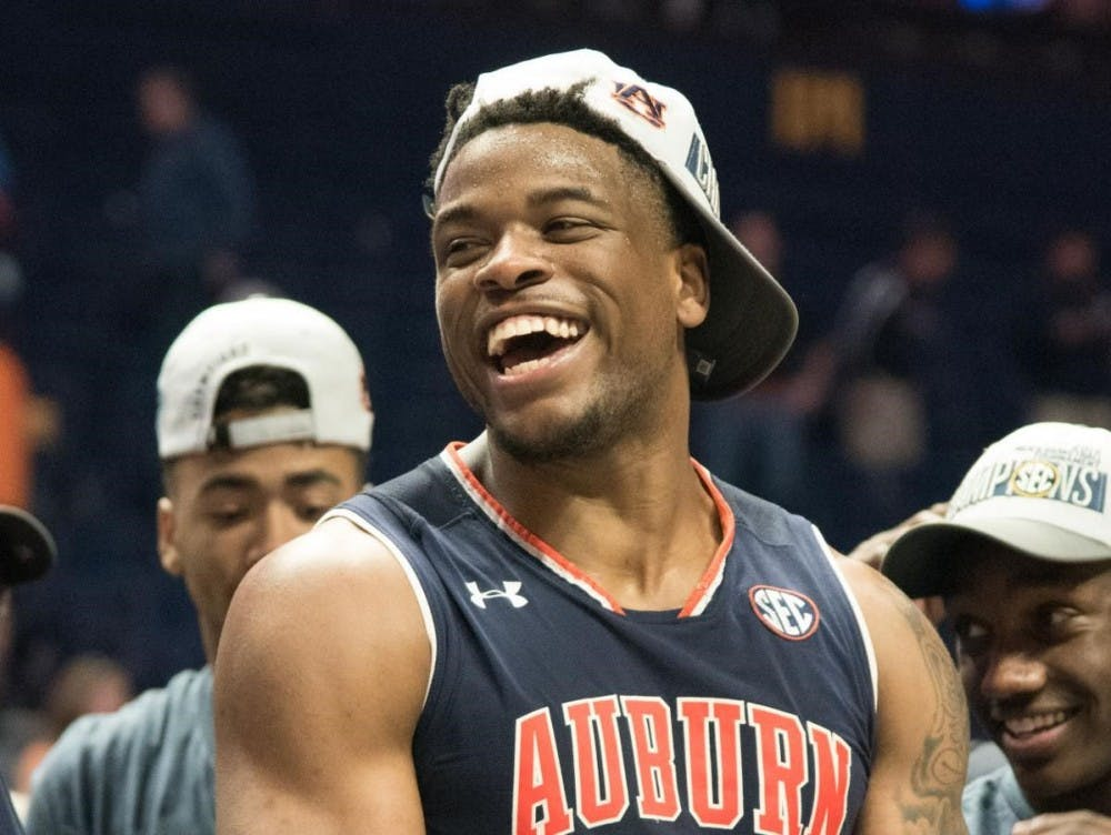 Analysis: Auburn completes magical run in Nashville, wins SEC Tournament championship for 1st time in 34 years