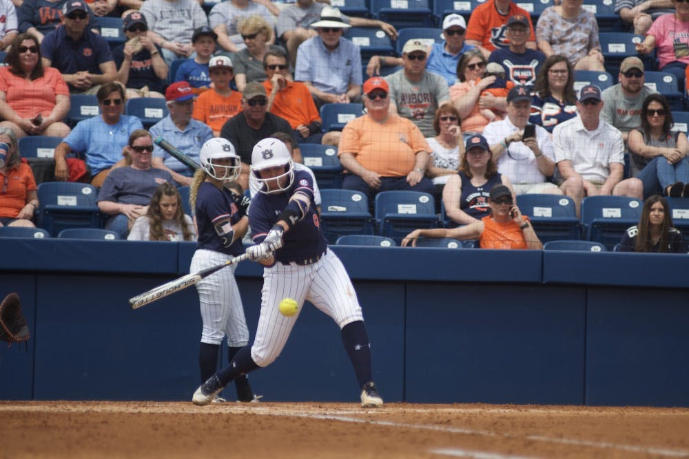 Auburn comes up short in second game against South Carolina