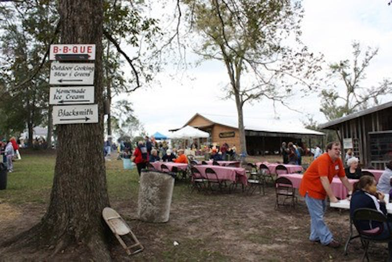 Thirty-Eighth Lee County Historical Society Fair
