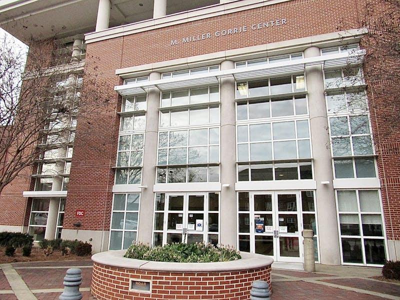 The Gorrie Center on Auburn's campus in Auburn, Ala.