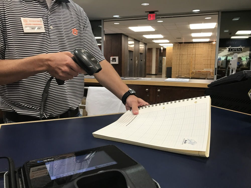 Two students create engineering notebook to be sold in Auburn's bookstore