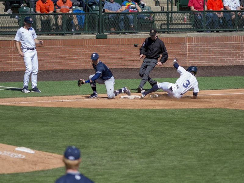 GALLERY: Auburn Baseball vs. Brigham Young University 03.03.2018