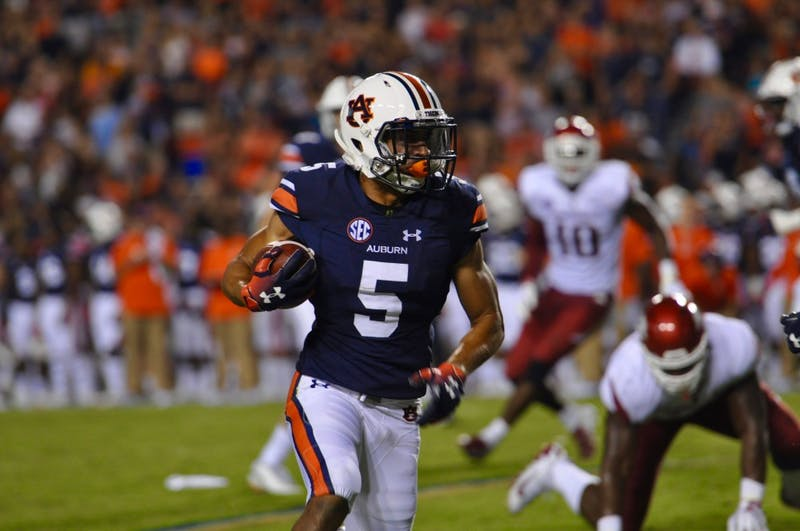 GALLERY: Auburn Football vs. Arkansas | 9.22.18