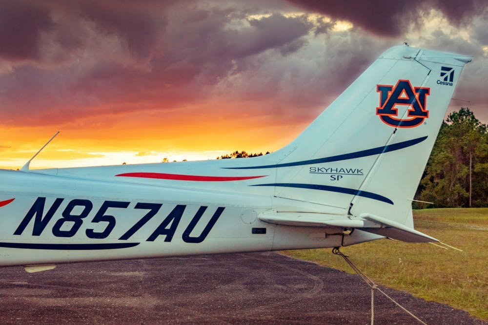 War Eagle Flying Team qualifies for nationals