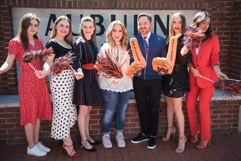 """GALLERY: """"Life of the Party"""" at Toomer's Corner 