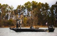 Via Auburn University Bass Fishing Team on Facebook.