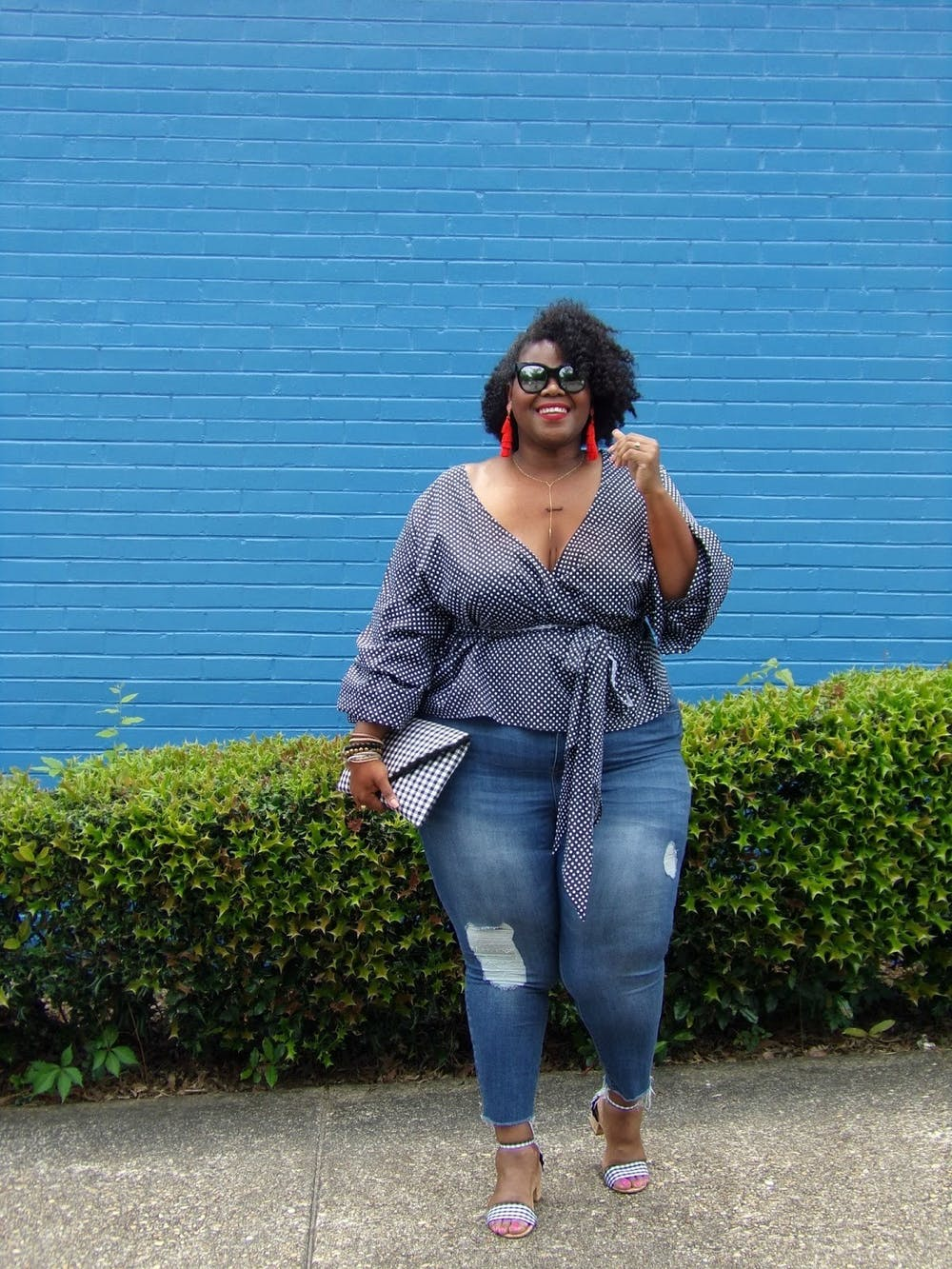 'Blessed' size: Alumna, blogger shares her fashion blog knowledge