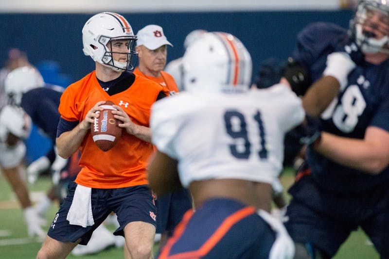 GALLERY: Auburn Football Practice | 3.29.18
