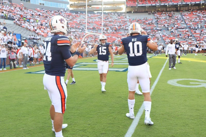 GALLERY: Auburn Football vs. Tulane | 9.7.19