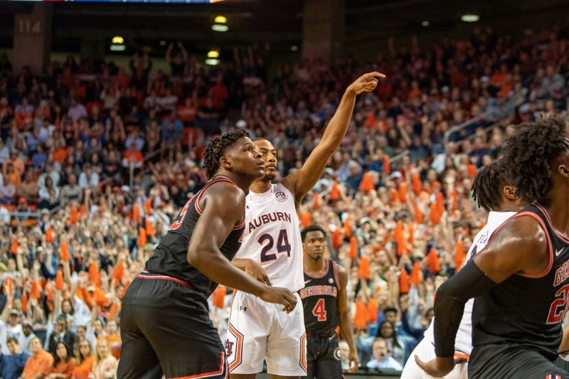 GALLERY: Auburn Men's Basketball vs. Georgia | 1.11.20