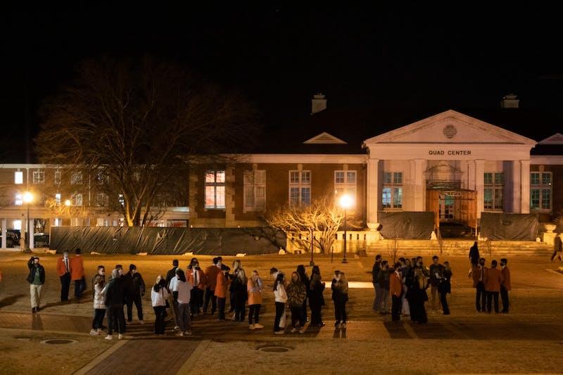 SGA Election Night