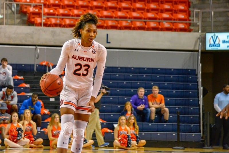 GALLERY: Auburn Women's Basketball vs. Oklahoma | 12.2.18