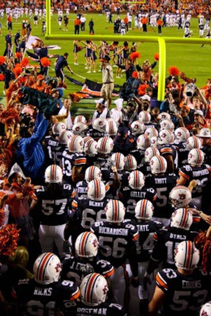 Auburn vs West Virginia