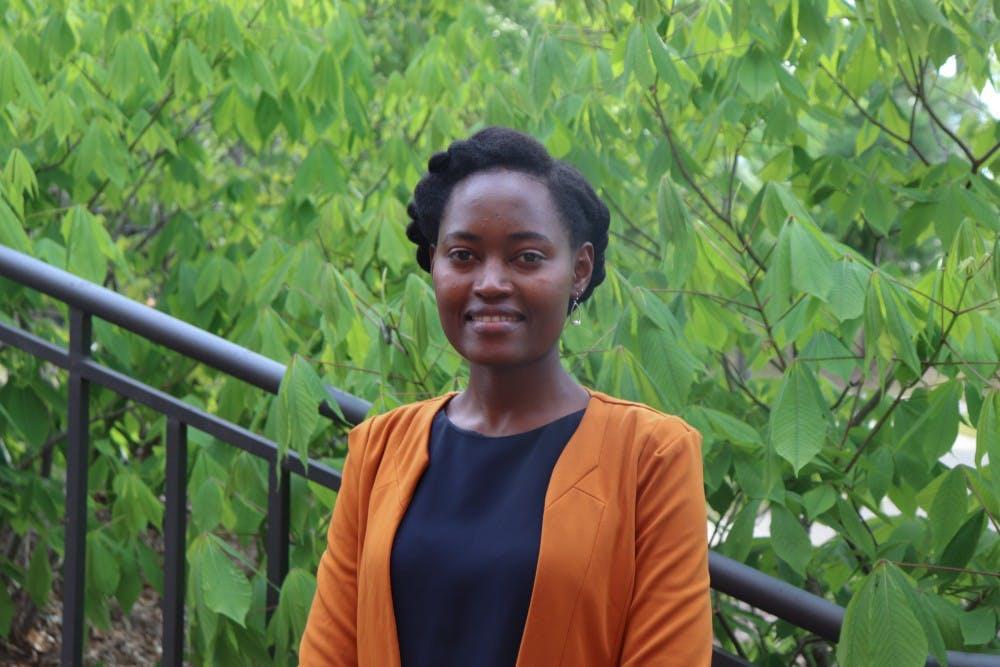 'Forgiving is not forgetting': Rwandan student's story in the wake of her country's genocide