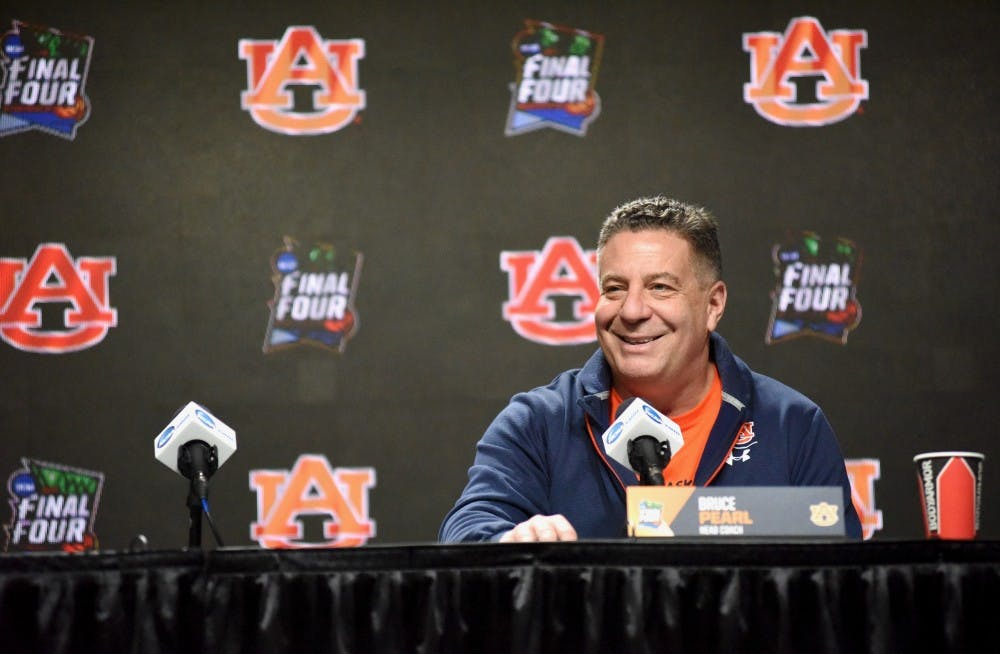 Everything Bruce Pearl said at Day 1 of Final Four