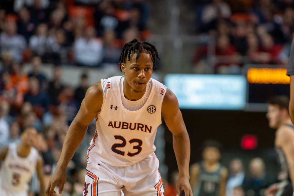 Tournament Tracker: Keeping tabs on Auburn's March Madness projections