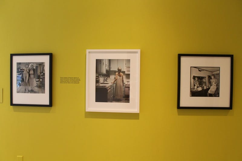"Photographs featured in ""Southern Interiors"" exhibit at Jule Collins"