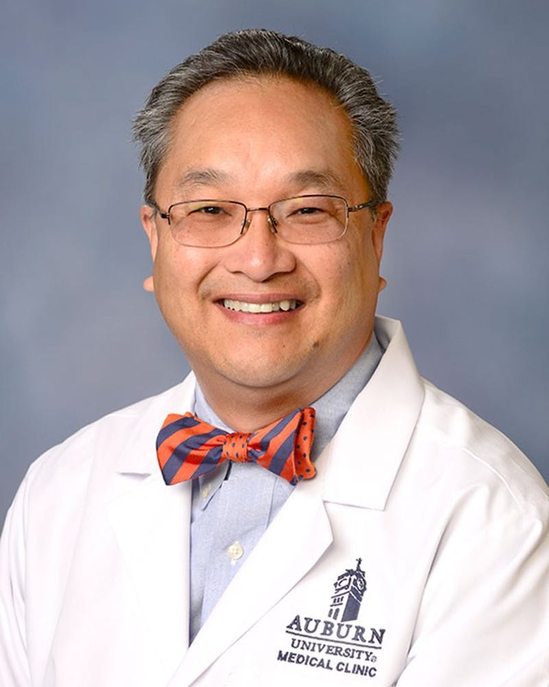 Via Auburn University Medical Clinic.