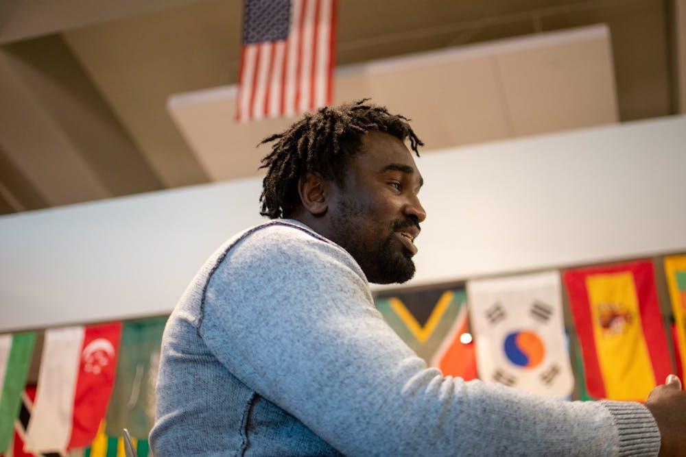 A Nigerian football player's journey to U.S. citizenship