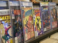 Comic Books at Almost Anything on Tuesday, April 16, 2019 in Opelika, AL.
