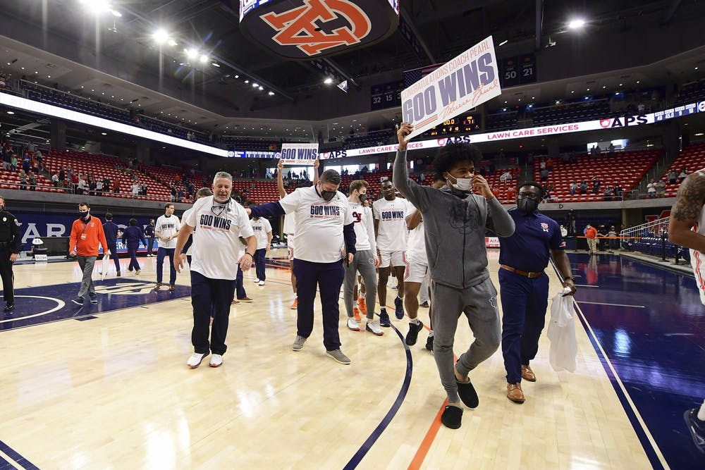 Auburn ends the season on high note with win over Miss. State