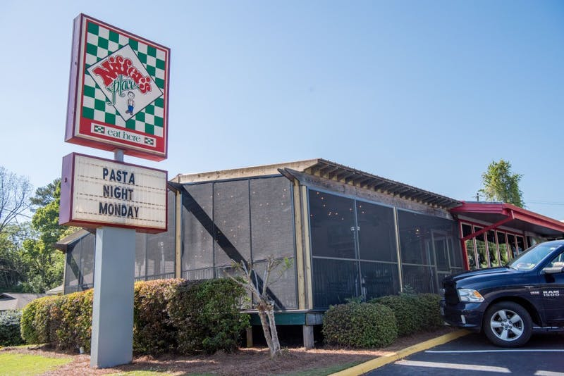 Niffer's Placein Auburn, Alabama.