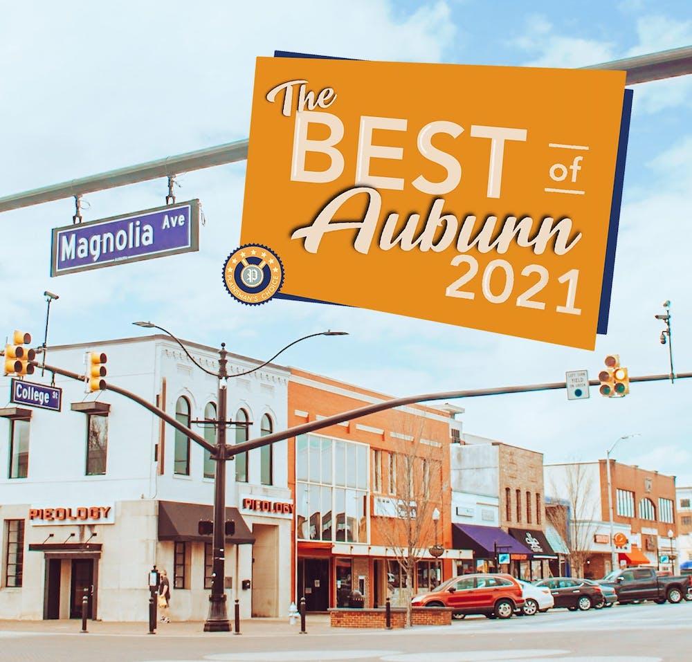 Best of Auburn: Plainsman's Choice 2021