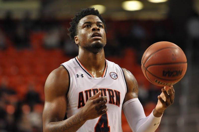 GALLERY: Auburn Men's Basketball vs. Saint Peters