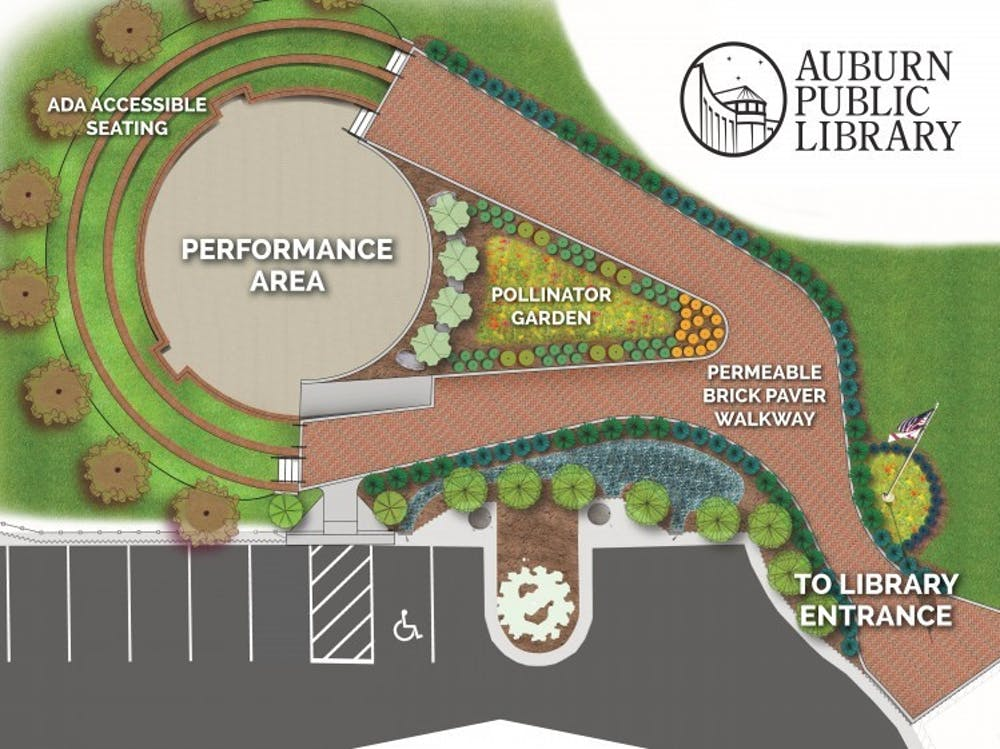 Public library to build outdoor classroom in fall