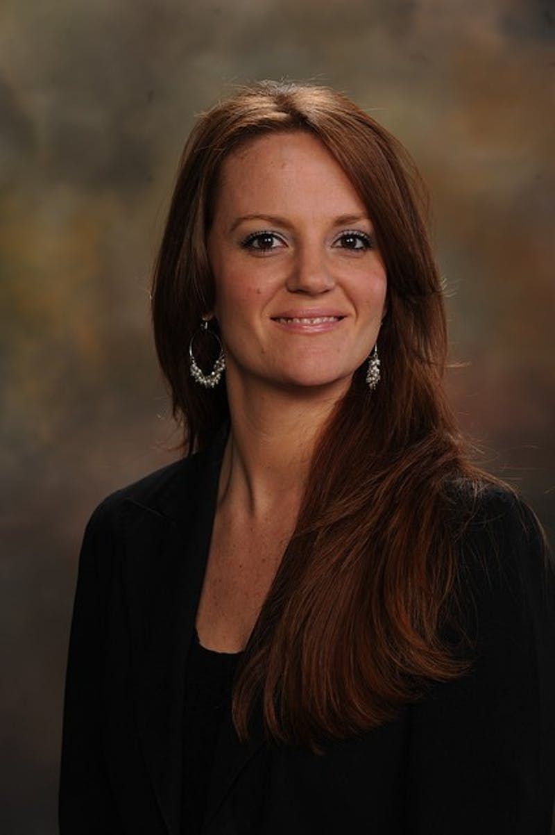 Tiffany Sippial has been named director of the Honors College, effective July 1.
