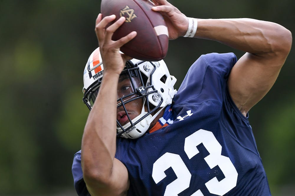 Newton and the newcomers impressing in fall camp