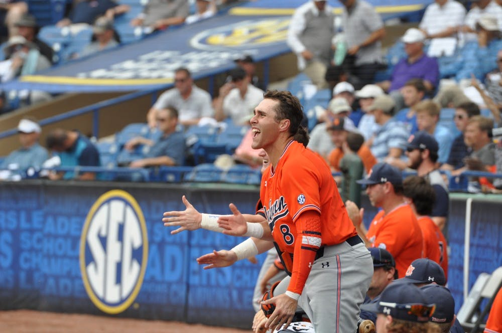 Auburn offense erupts late, upsets 2-seed Ole Miss 9-3 in comeback fashion