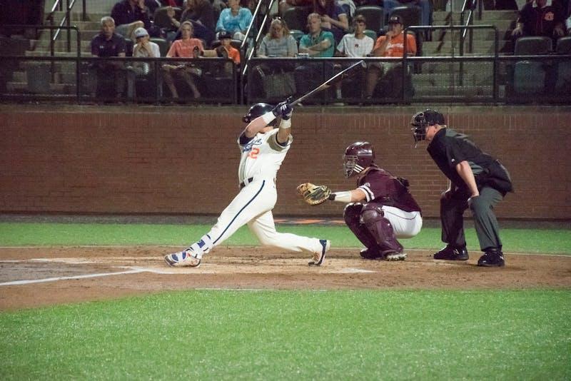 GALLERY: Auburn baseball vs. Mississippi State | 4.13.2018