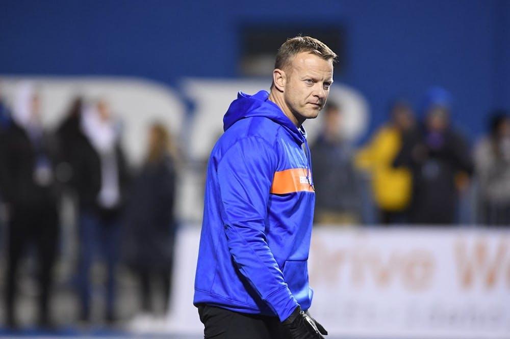Bryan Harsin hired as next head football coach