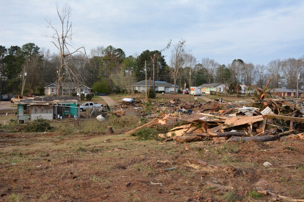 'Our faith brings us together': Smiths Station volunteers on why help is still needed